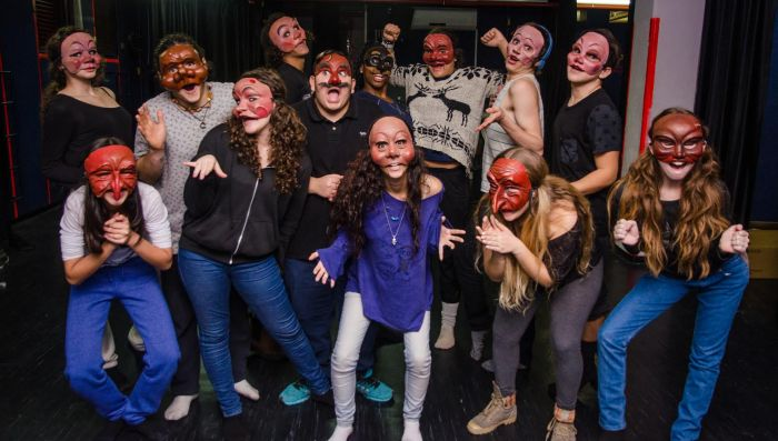 """Le """"Etty Hillesum Youth Theater"""" à Jaffa. Un théâtre pour créer du lien"""